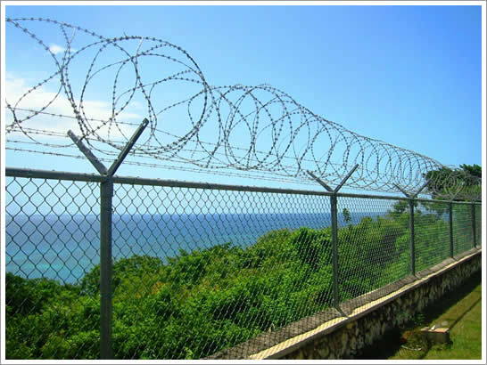 chain-link-fence-diamond-mesh